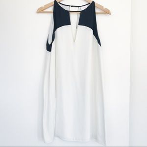 Parker NY Silk Shift Dress